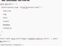 如何用React和GraphQL搭一个简单博客?