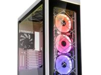 全透视化+RGB幻彩:联力发布Alpha系列机箱
