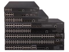 简化企业组网 H3C S5120V2-LI交换机评测