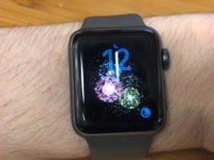 Apple Watch暗藏跨年彩蛋:表盘上可看烟花