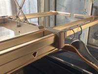 宜居改造从阳台开始昱美智能晾衣机YM60体验