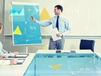 高效会议从智能投影开始 热门商务投影推荐