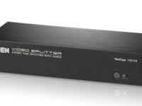 ATEN VS0104 4端口VGA视频分配器售576元