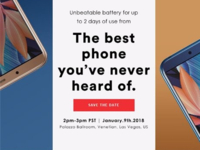华为CES邀请函:你从未听过的最好手机