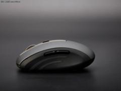 金属喷涂工艺 雷柏MT350三模无线鼠标图赏