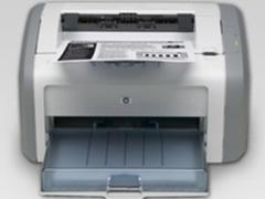惠普LaserJet 1020 Plus黑白激光打印机推荐