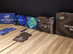Intel Optane 800P固态硬盘横空出世CES