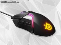 双传感器12000CPI 赛睿发布新Rival 600鼠标