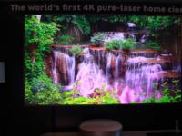 CES2018:长虹发布首款家用三色4K激光影院