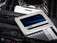 第二代64层3D TLC 英睿达发布MX500 SSD
