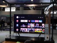 AI+OLED电视 创维次世代黑科技CES全球首发