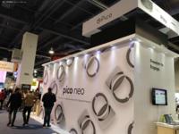 搭骁龙835 Pico Neo VR一体机新品亮相CES