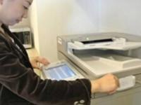 一卡办公的便利,成本控制利器――刷卡打印