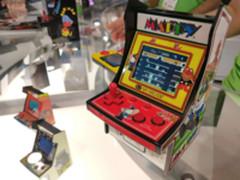 CES探馆:80后共同回忆-复古游戏机体验