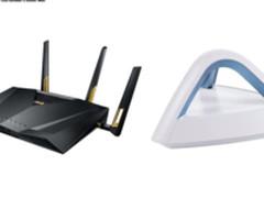 CES 2018:华硕的4款外观疯狂的Wi-Fi路由器