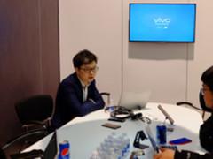 专访vivo韩少:全球首发屏幕指纹背后的故事