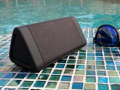 低音效果增强 OontZ Angle 3 蓝牙音箱评测
