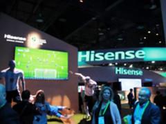 CES展看海信大屏及人工智能发展新趋势