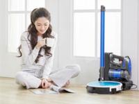 自动扫地机清洁组合 吸尘扫地拖地样样在行