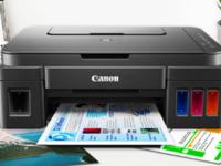 佳能G3800 加墨式 喷墨一体机打印机热销中