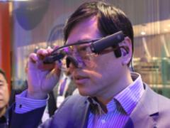 联想新视界携新品AH云2.0+智能眼镜亮相
