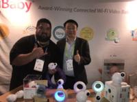 科技与生活结合 iBaby公司新品亮相CES2018