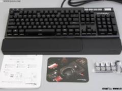 HyperXAlloyElite RGB电竞机械键盘开箱评测