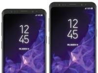 三星S9、S9 Plus外形、壁纸完全曝光:帅爆