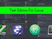 墙裂推荐 最适合Linux编程的十大文本编辑器