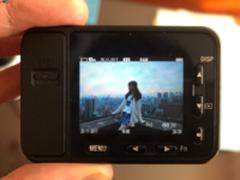索尼黑卡迷你RX0          与天台少女
