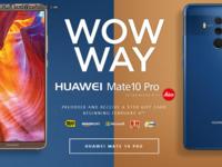 华为Mate 10 Pro在美预约 多电商平台支持