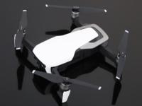 最好的入门级无人机 大疆Mavic Air体验