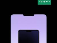 采用自家专利外形 OPPO官微宣布R15屏息来袭