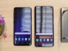 手机拍照新标杆 三星Galaxy S9国行版发布