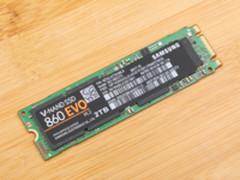 继续拉低每GB价格 三星860 EVO 2TB SSD评测