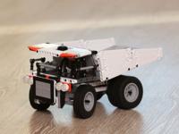 小米新玩具:米兔积木矿山卡车发布 仅售99元