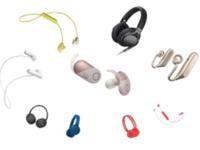 """无""""线""""巧思 静享自由运动 索尼耳机新品"""