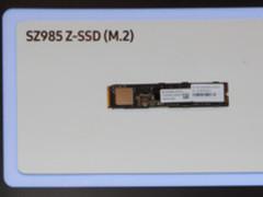 三星发顶级SSD SZ985:3.2G/s、日写7T扛5年
