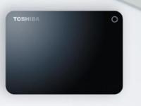 东芝活力红1TB移动硬盘 京东最新价格359元