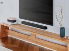 索尼单体式回音壁HT-S100F、S200F轻灵上市