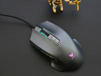 人体工学设计 雷柏V20 PRO游戏鼠标售169元