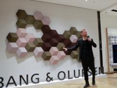 Bang&Olufsen发布壁挂式无线扬声器系统