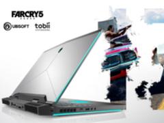 酷睿八代CPU加持  外星人全新产品首发