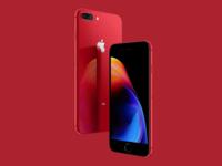 红色iPhone 8现货开售  12期免息/5888元起