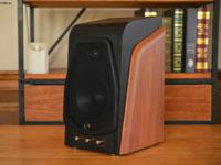 客厅HiFi最佳拍档 惠威M300有源音箱评测