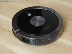扫拖全能 ILIFE智意天耀X800扫地机器人评测