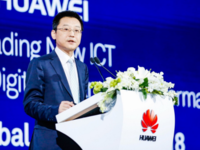 华为马悦:金融机构将成为联接一切的平台!