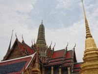 索尼XZ2旅行摄 五颜六色的泰国曼谷夜市