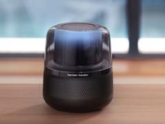 哈曼卡顿携腾讯云推出音乐琥珀人工智能音箱