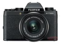 富士X-T100完整图像曝光 正式发布在即